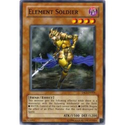 Element Soldier - DR3-EN024